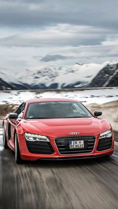 Customize your iPhone 5 with this high definition Red Audi wallpaper from HD Phone Wallpapers! Audi R8 Wallpaper, Iphone 5 Wallpaper, Cool Car Wallpapers Hd, Red Audi, Audi Cars, Trucks, Exotic Cars, Cool Cars, Funny Pictures