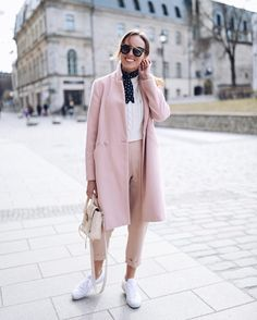 "866 tykkäystä, 51 kommenttia - K R I S T J A A N A   M E R E (@kristjaana) Instagramissa: ""Baby pink for lunch with my fam See more on my Insta stories & shop my outfit here:…"""