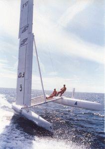 1991 - Catamaran OTIP