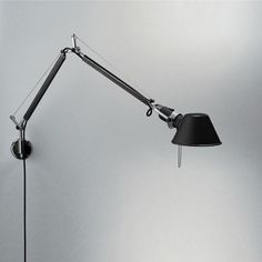 Tolomeo Mini Wall Lamp by Artemide Wall Lamp, Wall Lights, Lighting Solutions, Lamp, Desk Lamp, Artemide Lamp, Lamp Design, Wall, Contemporary Lighting