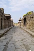 This digital publication tells the story of a two thousand year-old-street in Pompeii. Pompeii And Herculaneum, Old Street, Different Perspectives