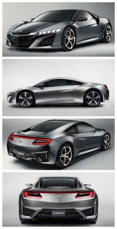 10 of the Best Cars Never Built! Click to see the cars you may never ever see on the roads... #omg #spon #AcuraNSX