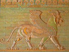 Ancient Persian gryphon                                                                                                                                                                                 Plus