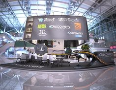 """Check out new work on my @Behance portfolio: """"Exhibition stand for """"DISCOVERY"""""""" http://be.net/gallery/43303407/Exhibition-stand-for-DISCOVERY"""