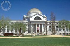 The Smithsonian Museum of Natural History...  Would love to visit this someday!  Any part of the Smithsonian, actually!