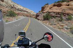 Utah ~ USA road trip, June 2012  #motorcycle #travel #roadtrip