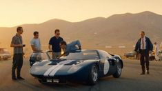 """Ford v Ferrari"" Is A High Octane Crowd Pleaser Josh Lucas, Ford Gt40, Ford Mustang, Matt Damon, Christian Bale, Lamborghini, Ferrari, Le Mans, Carroll Shelby"