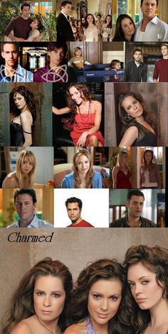 charmed Piper Phoebe Paige Leo Coop Henry Wyatt Chris Billie Christy Love that show Charmed Serie Charmed, Charmed Tv Show, Abc Shows, Best Tv Shows, Julian Mcmahon, Charmed Book Of Shadows, Charmed Sisters, Drama Tv Series, Tv Show Quotes