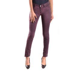 Trousers Women, Women's Trousers, Online Fashion Stores, Bordeaux, Cool Designs, Capri Pants, Burgundy, Skinny Jeans, Style Fashion