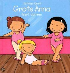 Grote Anna leert dansen – Kathleen Amant » Juf Sanne