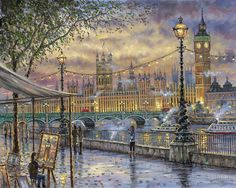 Inspirations Of London. Robert Finale .