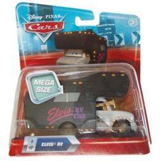 Disney Pixar Cars Mega Size Elvis RV by Mattel. $26.99