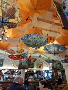 Van Gogh cafe in Bucharest!!!