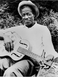 "Eddie James ""Son"" House Jr. (1902-1988)"