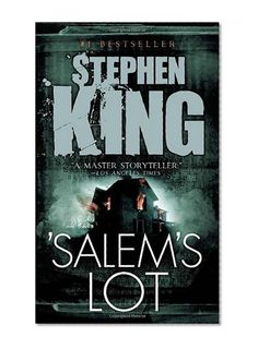 Bestseller Books Online 'Salem's Lot Stephen King $7.99  - http://www.ebooknetworking.net/books_detail-0307743675.html