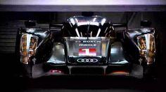 Audi No.1 Marcel Fassler, Andre Lotterer and Benoit Treluyer -- the defending Le Mans champions
