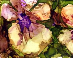 Pansy in Secondaries by ArtWithSarah