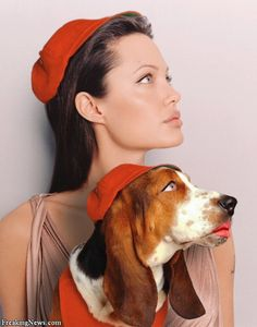 Angelina Jolie ... Brought to you in part by StoneArtUSA.com ~ affordable custom pet memorials since 2001