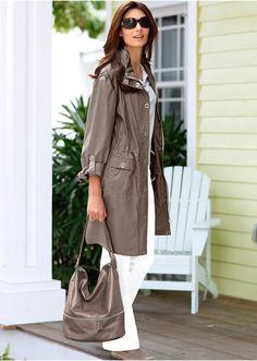 Długa kurtka Dłuższa kurtka z lekkiego • 179.99 zł • Bon prix
