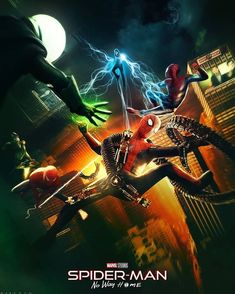 Marvel Comic Universe, Comics Universe, Spiderman 3, Marvel Background, Black Widow Movie, Iron Man Armor, Man Movies, Spider Verse, Disney Marvel