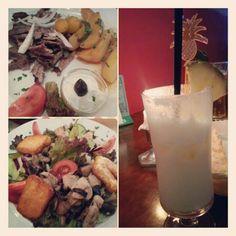 Greek dinner!