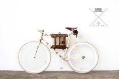 Smog Bicyclettes X Atelier de l'Armée