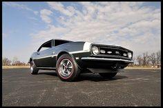 1968 Chevrolet Yenko Camaro SS  1,304 Miles, Same Owner Since 1991 #Mecum #Indianapolis