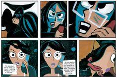 PANDA VANDA BREAKS OUT revived | trailer by Prema Dousa, via Behance