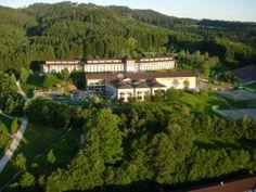 Der ROBINSON Club Ampflwang in Oberösterreich von außen