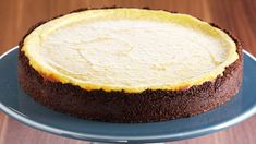 Biscotti Ricotta Cheesecake