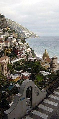 Positano, province of Salerno , Campania region, Italy