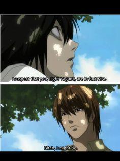 hahahaha - Death Note