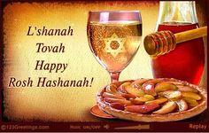happy rosh hashanah gif