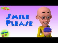 Smile Please - Motu Patlu in Hindi - 3D Animation Cartoon for Kids - As on Nickelodeon - Video Tubez