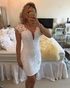 Shop sexy club dresses, jeans, shoes, bodysuits, skirts and more. Courthouse Wedding Dress, Civil Wedding Dresses, Wedding Gowns, Mermaid Prom Dresses, Homecoming Dresses, Dress Prom, Beaded Evening Gowns, Sarah Seven, Weeding Dress