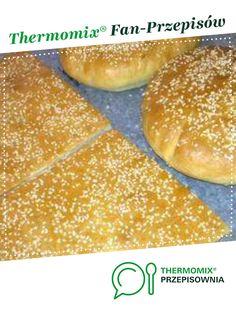 Bułki do hamburgerów i kebabów jest to przepis stworzony przez użytkownika bar_94-1994. Ten przepis na Thermomix<sup>®</sup> znajdziesz w kategorii Chleby & bułki na www.przepisownia.pl, społeczności Thermomix<sup>®</sup>. Bread, Recipes, Brioche Bread, Brioche, Thermomix, Brot, Baking, Breads