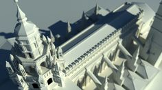 3D Tarazona's Cathedral