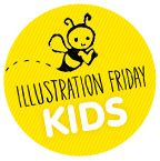 IF Kids Project :: Scribble Drawings « Illustration Friday