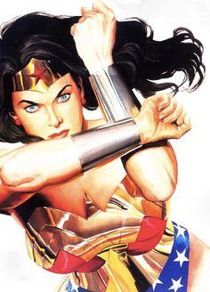 Alex Ross Wonder Woman