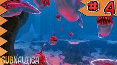 Subnautica Let's Play Ep 4: Scan all the fish - MyDiamondSkeleton!