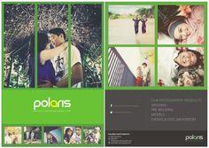 Polaris Photography brochure concept.