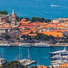 #3partpicture Zadar is the closest big city from Novalja and Zrce beach. If you're arriving by plane be sure to check out the connections to Zadar airport since it's the closest one!  by clubpapaya More Zrce stuff at http://zrce.eu