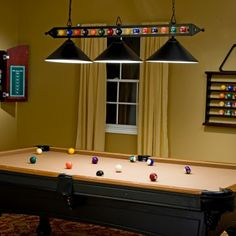 Put your name on itpersonalized pool table light box style green carver pool table light greentooth Choice Image