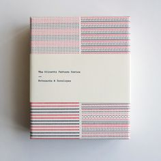 The Olivetti Pattern Series Notecards, 12 Notecards With Envelopes (4 Designs Repeating 3 Times), Princeton Architectural Press, New York, 2016