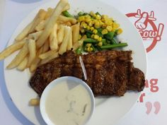 US Sirloin Steak @ Holycow