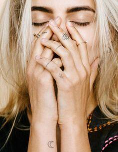 Tatouage de doigt