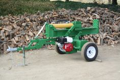 Splitez Model 25000 / hydraulic cylinder / log splitter / wood splitters / Prince hydraulic cylinders