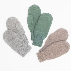 Free recipe for nursery pots : Free recipe for nursery pots – Strikkezilla Design Knitting For Kids, Easy Knitting, Baby Knitting Patterns, Knitting Projects, Baby Barn, Big Knit Blanket, Jumbo Yarn, Big Knits, Knit Mittens