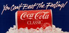 Coca-Cola Kampagne Historie