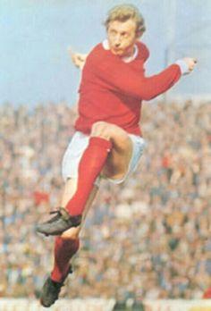 Denis Law of Man Utd in 1968.